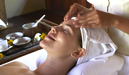 royal kirana spa facial treatment